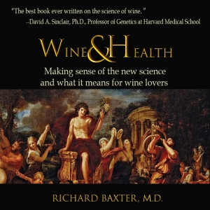 wine health book cover
